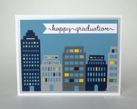 cityscape graduation