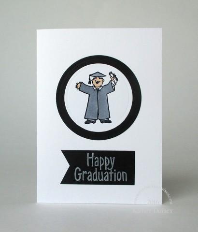 gray grad man