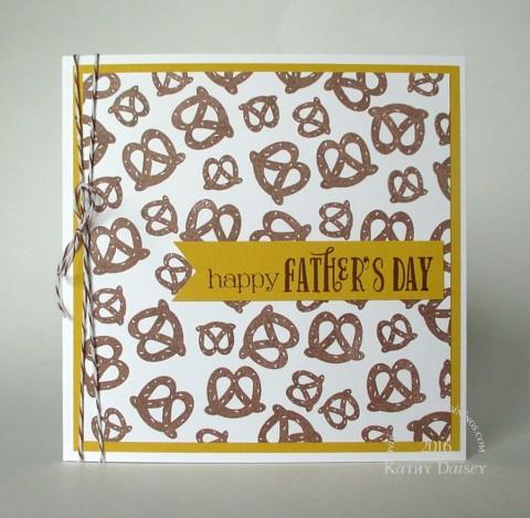 pretzel fathers day