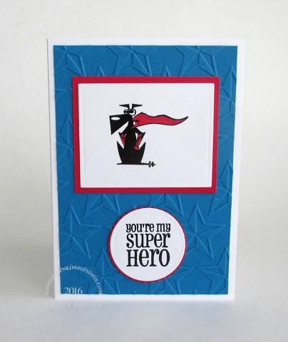 poochie super hero note