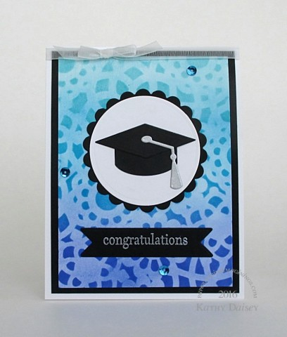 ink blended graduation