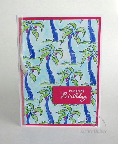 lilly esque palm birthday