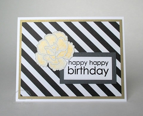 golden-rose-striped-birthday