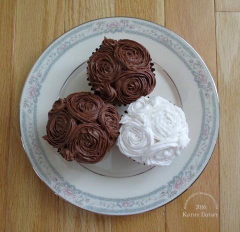 rosette cupcakes 2016