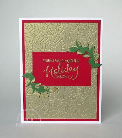 gold-embossed-poinsettia-holiday-season
