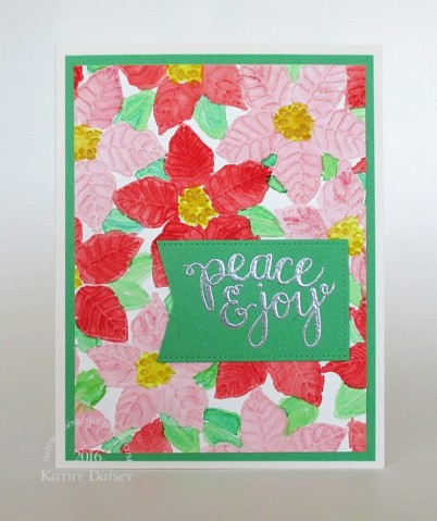 watercolored-embossed-poinsettias