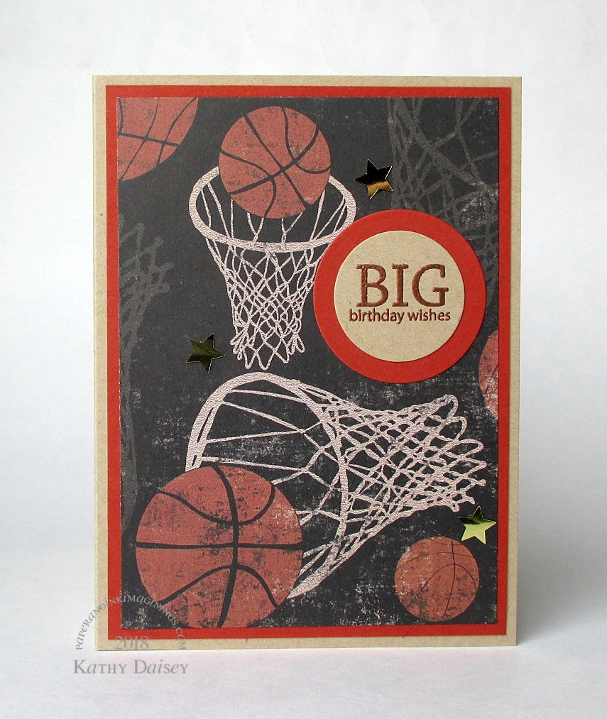 Basketball birthday card paper and ink imaginings basketball birthday card bookmarktalkfo Image collections